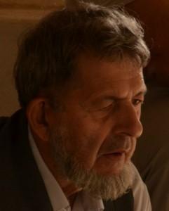 Amish Bishop Ben Girod