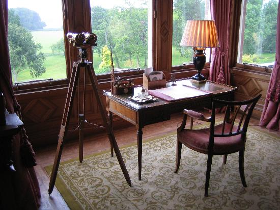 Writing Desk - Castle